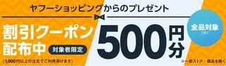 ヤフーショッピング 対象者限定500円分クーポン.jpg